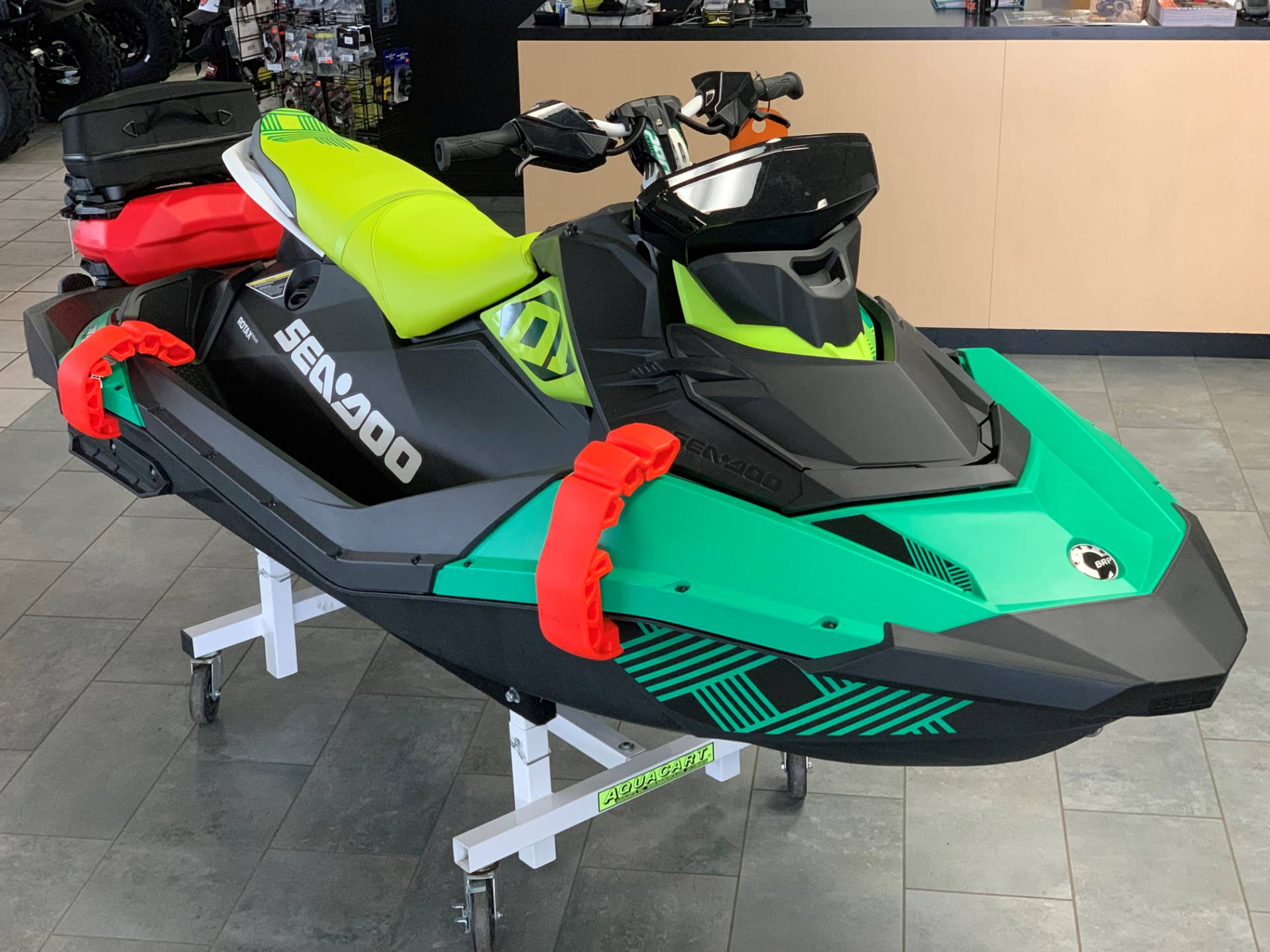 2019 Sea-Doo Spark Trixx 3up iBR + Sound System in Eugene, Oregon - Photo 1