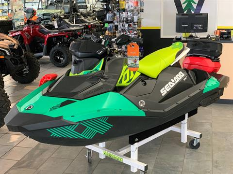 2019 Sea-Doo Spark Trixx 3up iBR + Sound System in Eugene, Oregon - Photo 3