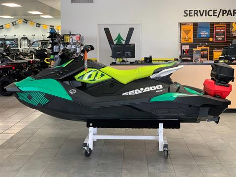 2019 Sea-Doo Spark Trixx 3up iBR + Sound System in Eugene, Oregon - Photo 4