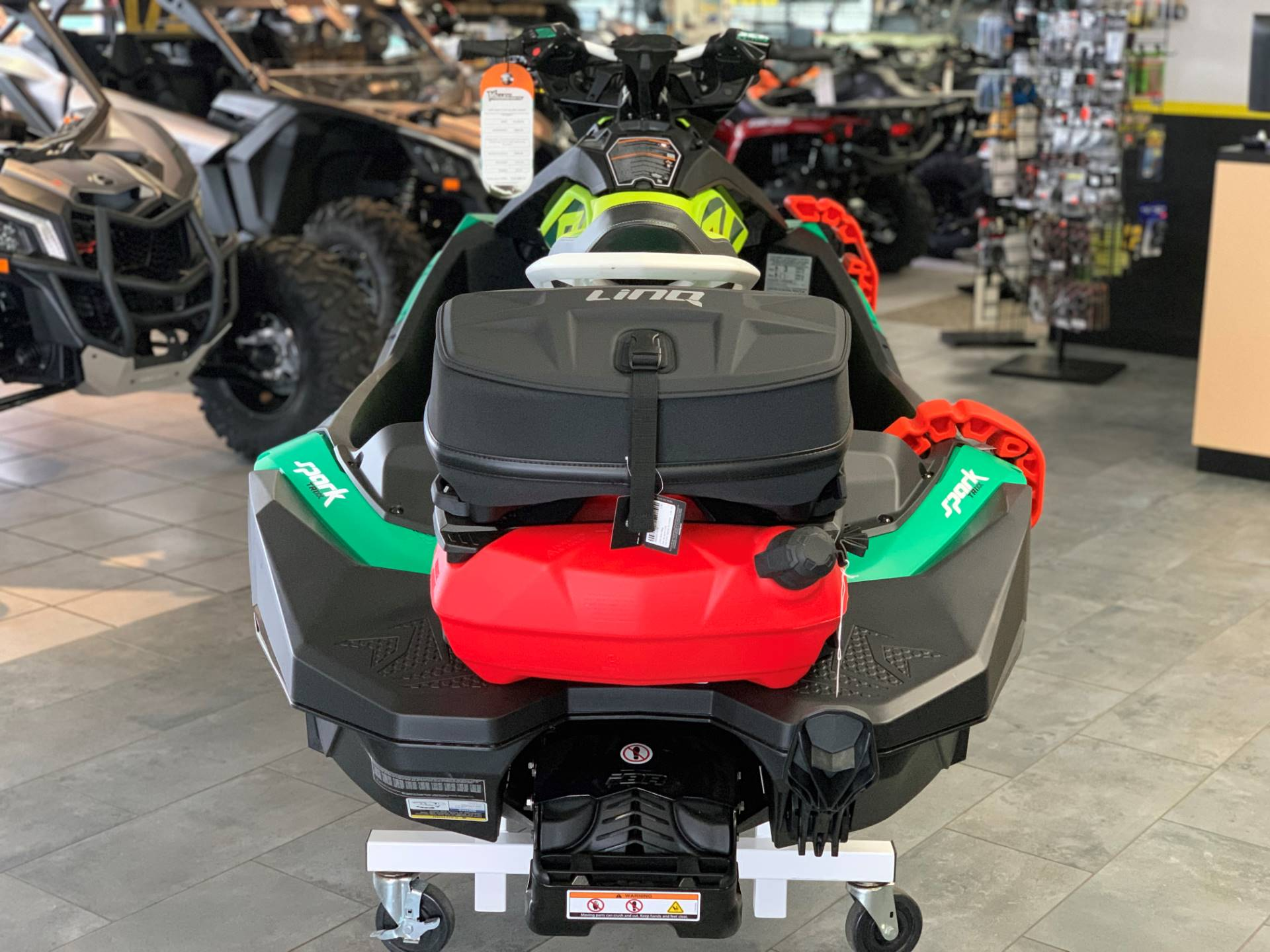 2019 Sea-Doo Spark Trixx 3up iBR + Sound System in Eugene, Oregon - Photo 5