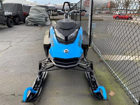 2019 Ski-Doo Summit SP 154 600R E-TEC SHOT PowderMax Light 2.5 w/ FlexEdge in Eugene, Oregon - Photo 2