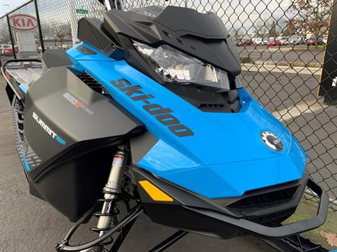 2019 Ski-Doo Summit SP 154 600R E-TEC SHOT PowderMax Light 2.5 w/ FlexEdge in Eugene, Oregon - Photo 9