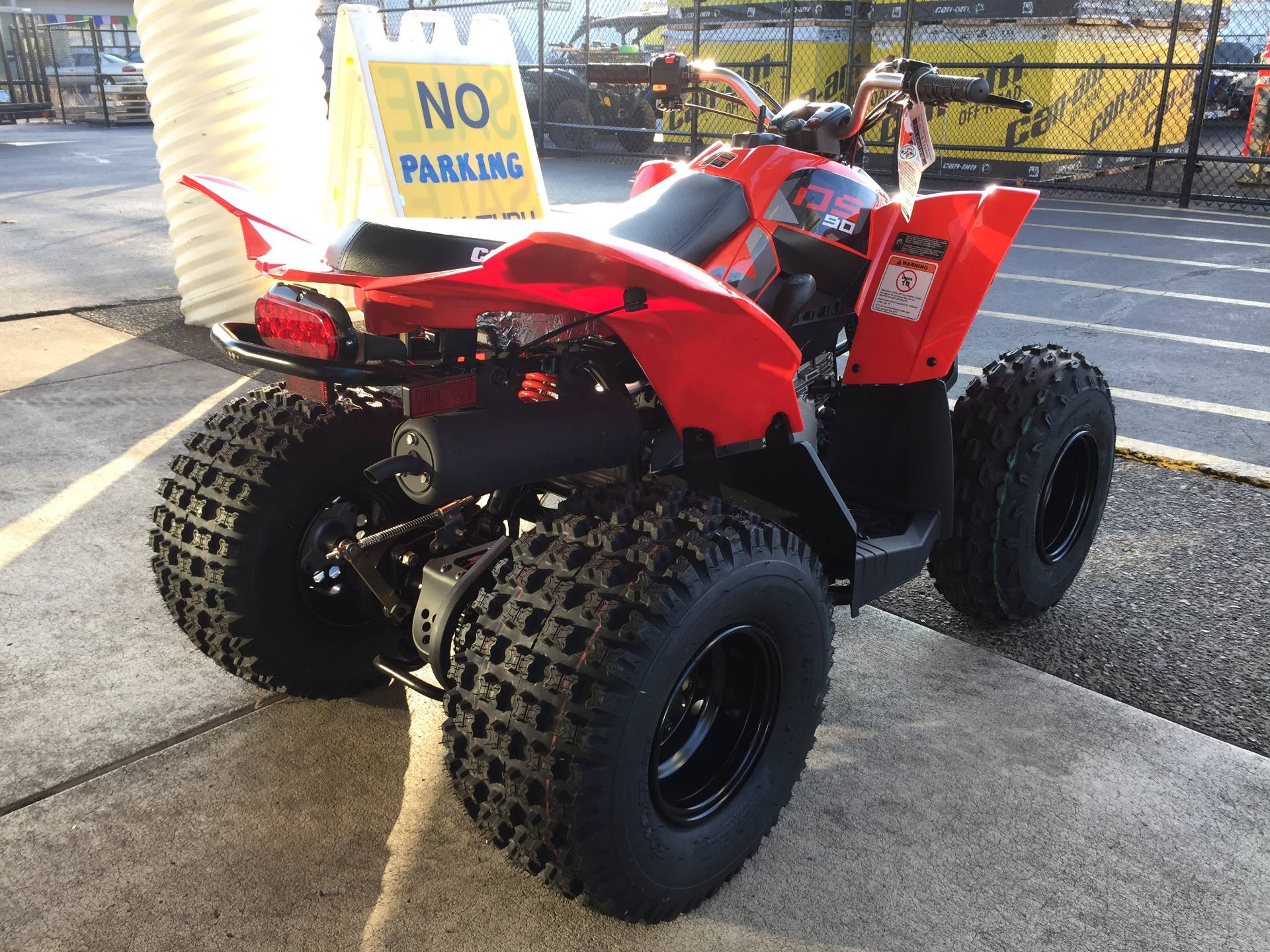2019 Can-Am DS 90 in Eugene, Oregon