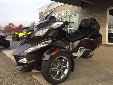 2012 Can-Am Spyder® RT Limited in Eugene, Oregon