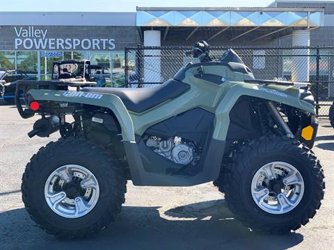 2019 Can-Am Outlander DPS 450 in Eugene, Oregon - Photo 8