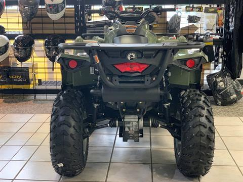 2019 Can-Am Outlander DPS 450 in Eugene, Oregon - Photo 6