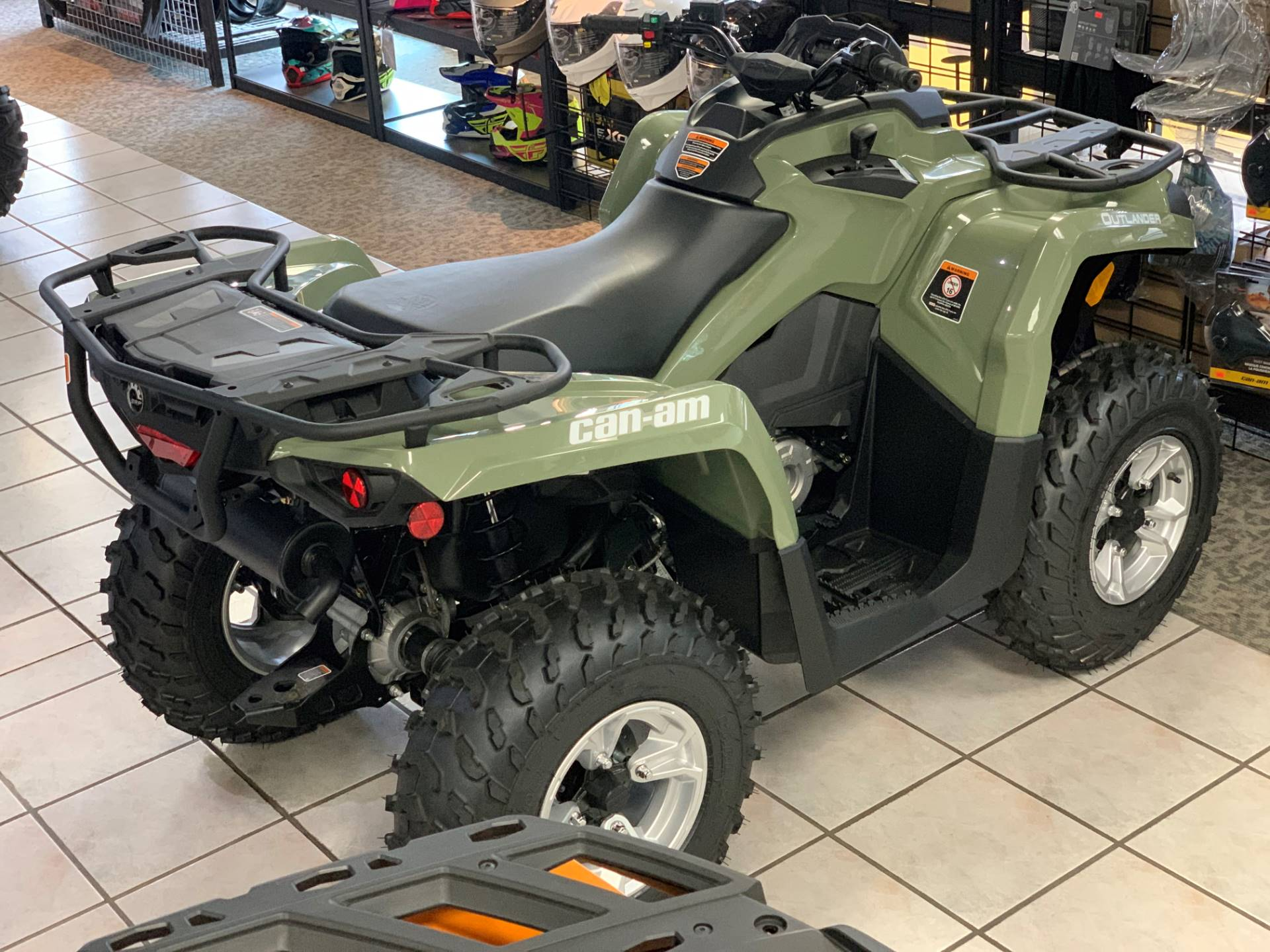2019 Can-Am Outlander DPS 450 in Eugene, Oregon - Photo 7