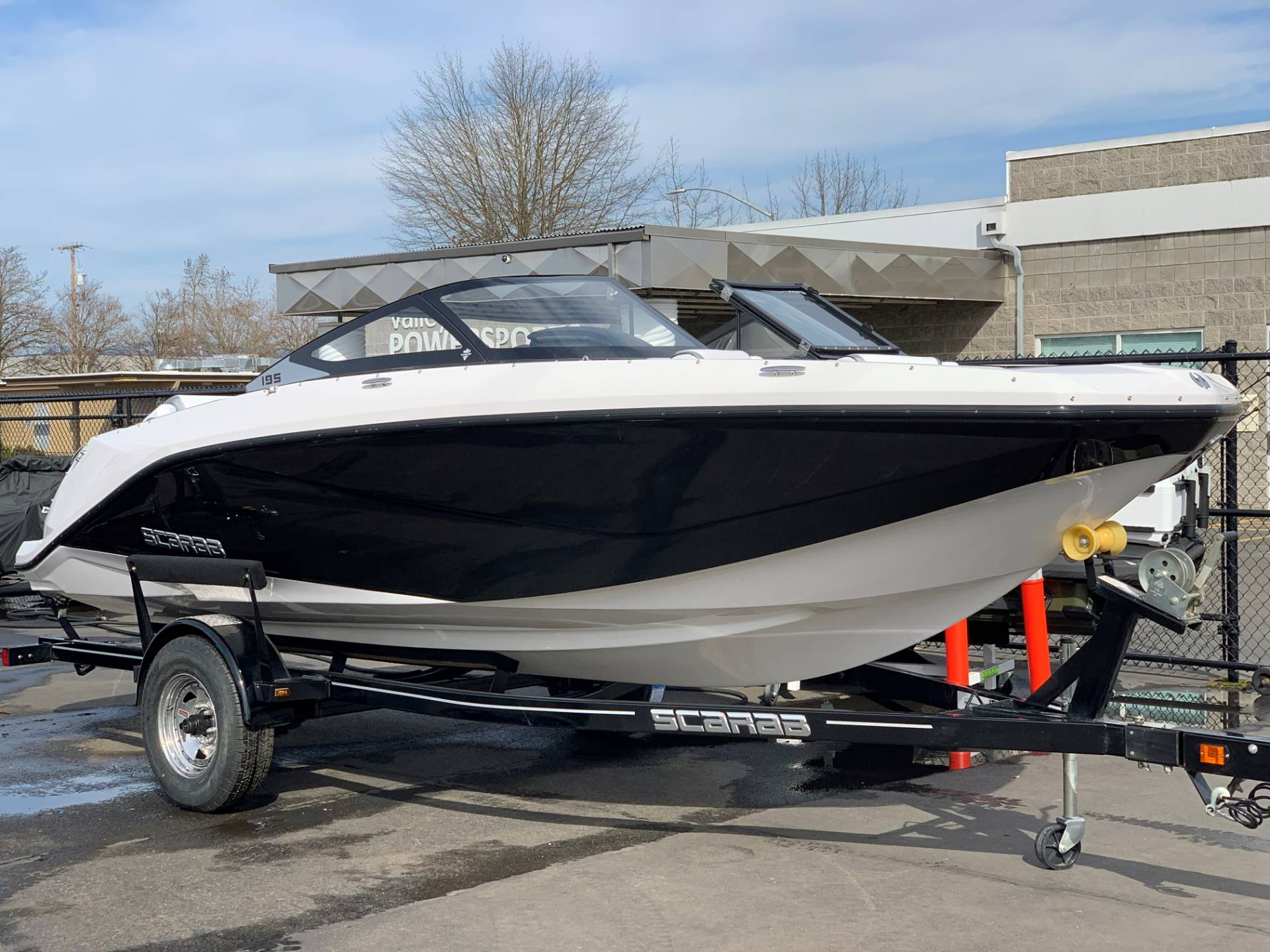 2019 Scarab 195 G in Eugene, Oregon - Photo 1