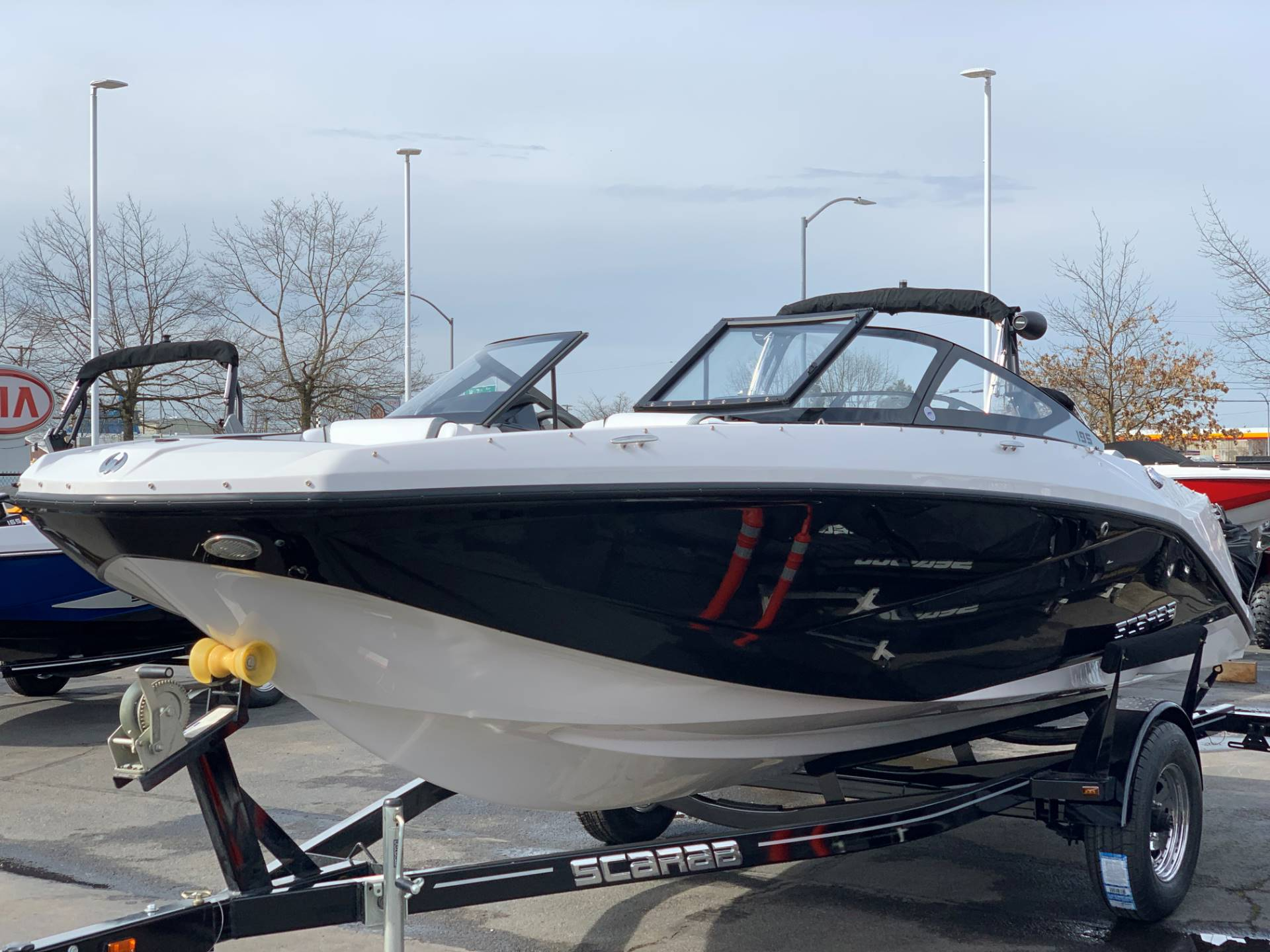 2019 Scarab 195 G in Eugene, Oregon - Photo 3