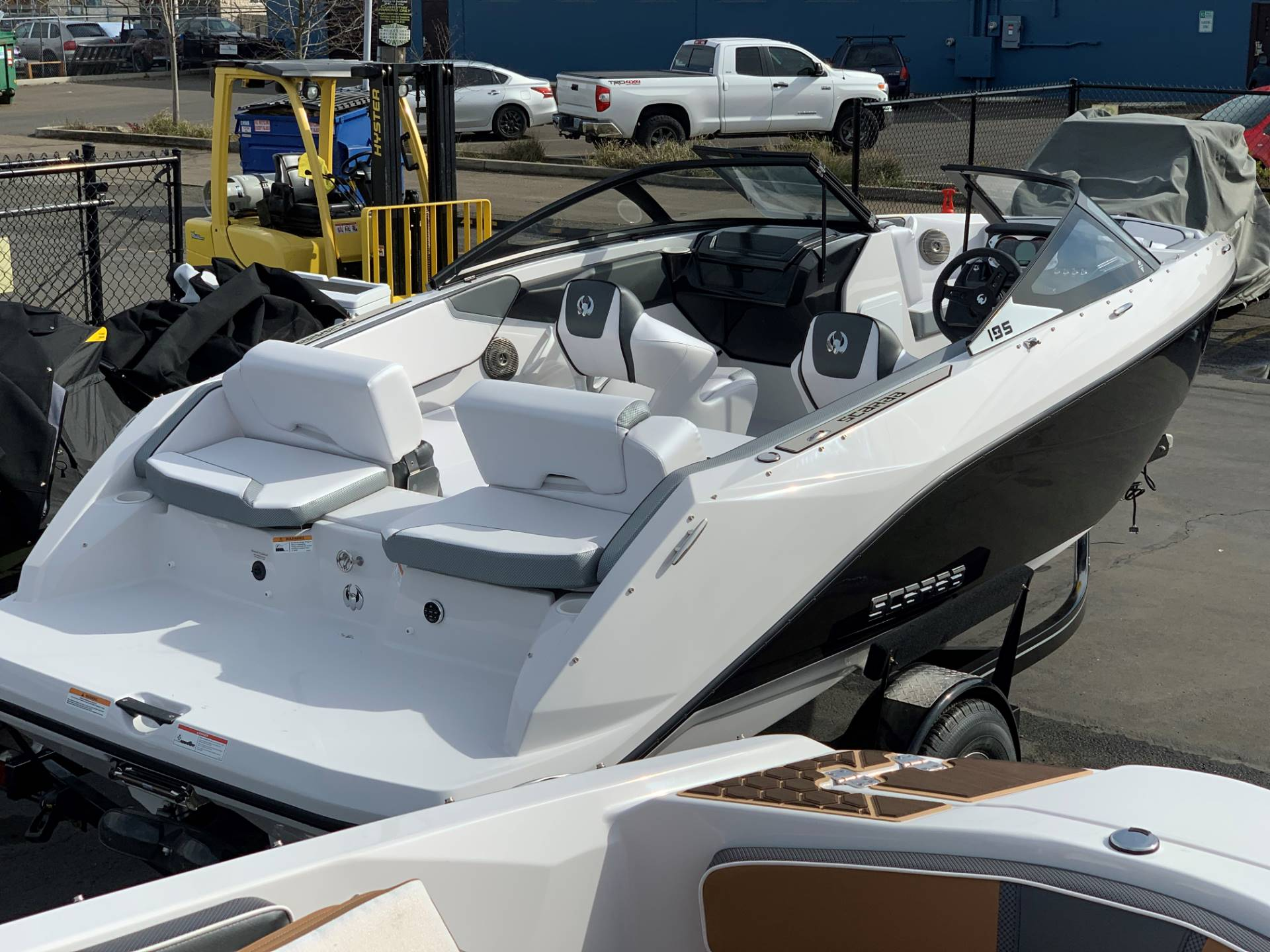 2019 Scarab 195 G in Eugene, Oregon - Photo 6