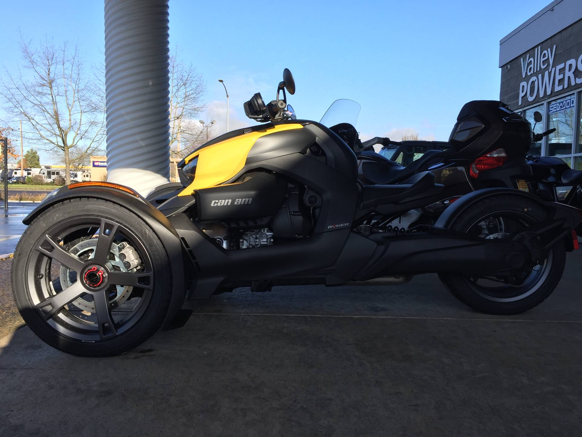 2019 Can-Am Ryker 900 ACE in Eugene, Oregon