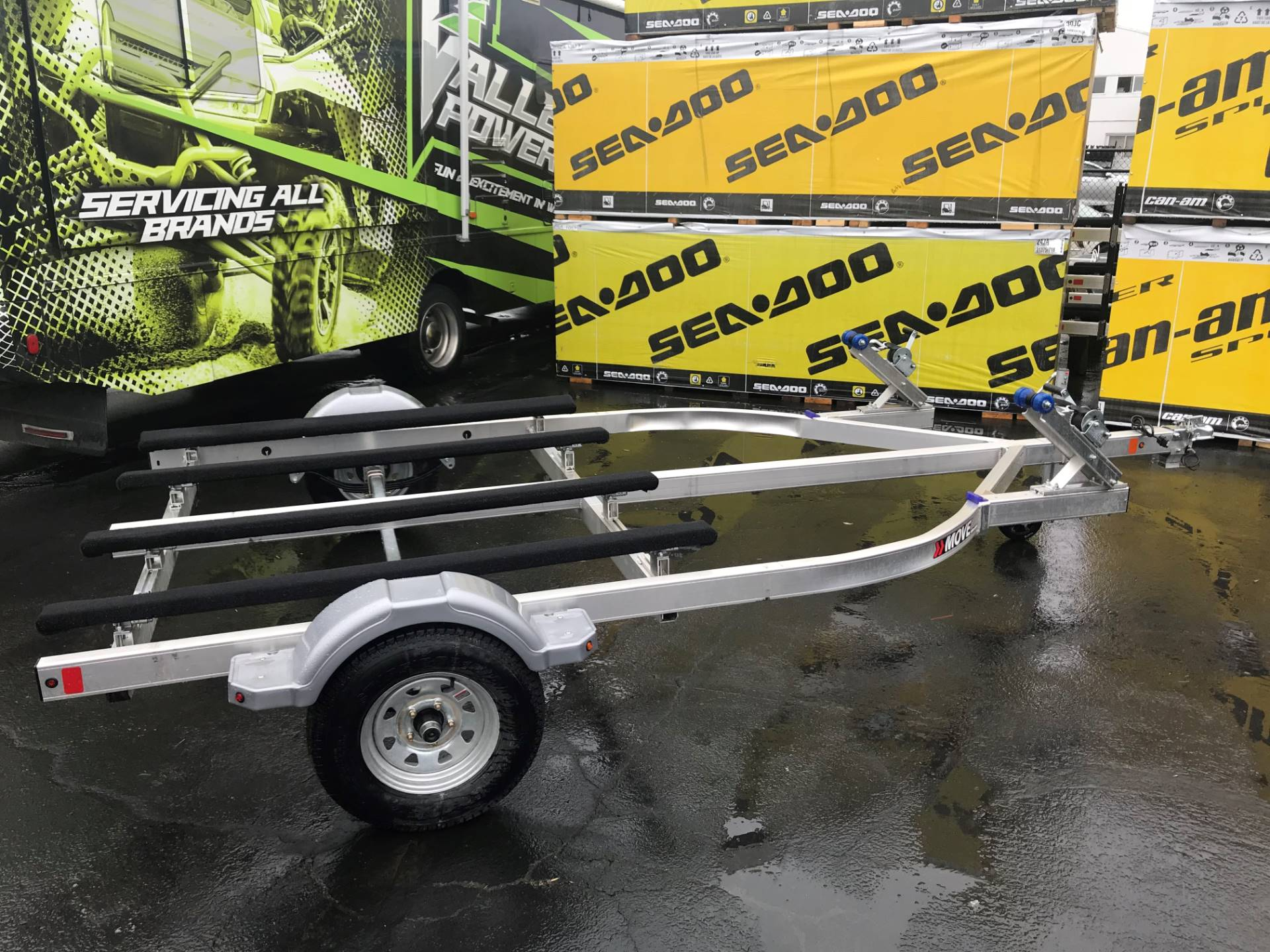 2018 Karavan Trailers Trailer Sea-Doo Move II in Eugene, Oregon