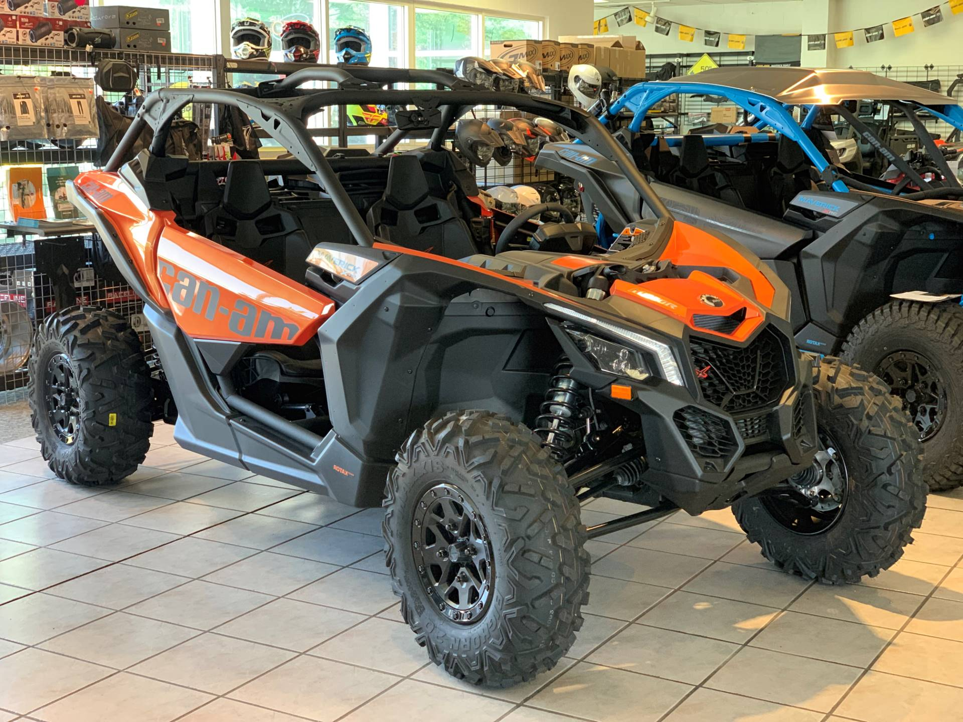 2019 Can-Am Maverick X3 X ds Turbo R in Eugene, Oregon - Photo 1