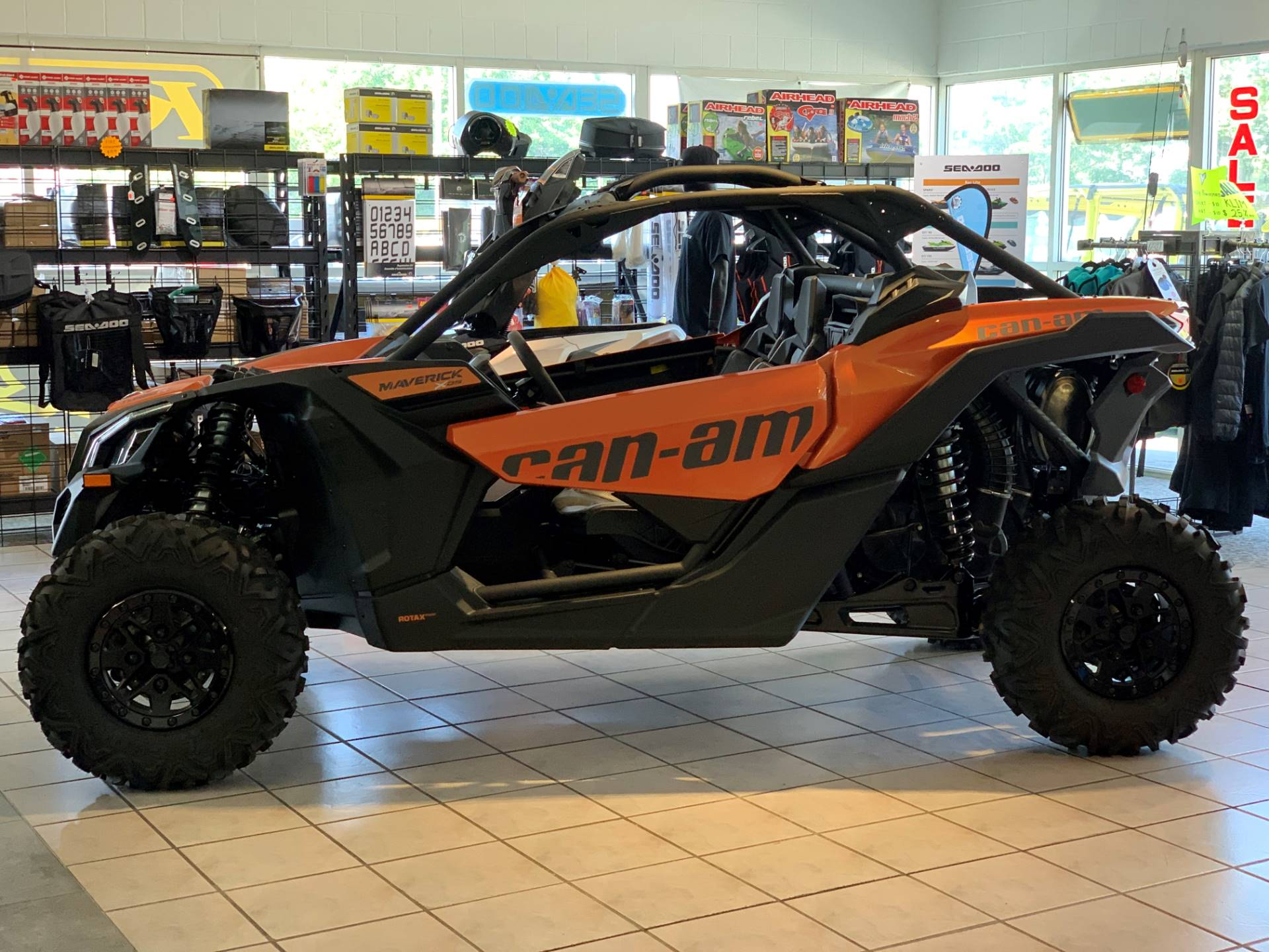 2019 Can-Am Maverick X3 X ds Turbo R in Eugene, Oregon - Photo 4