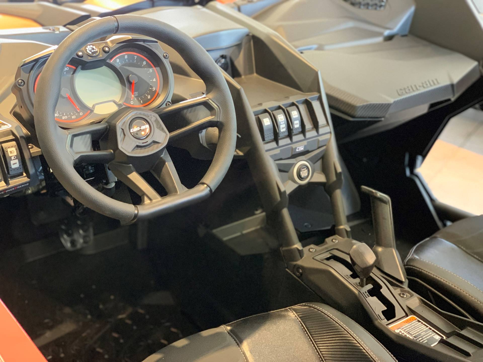 2019 Can-Am Maverick X3 X ds Turbo R in Eugene, Oregon - Photo 7