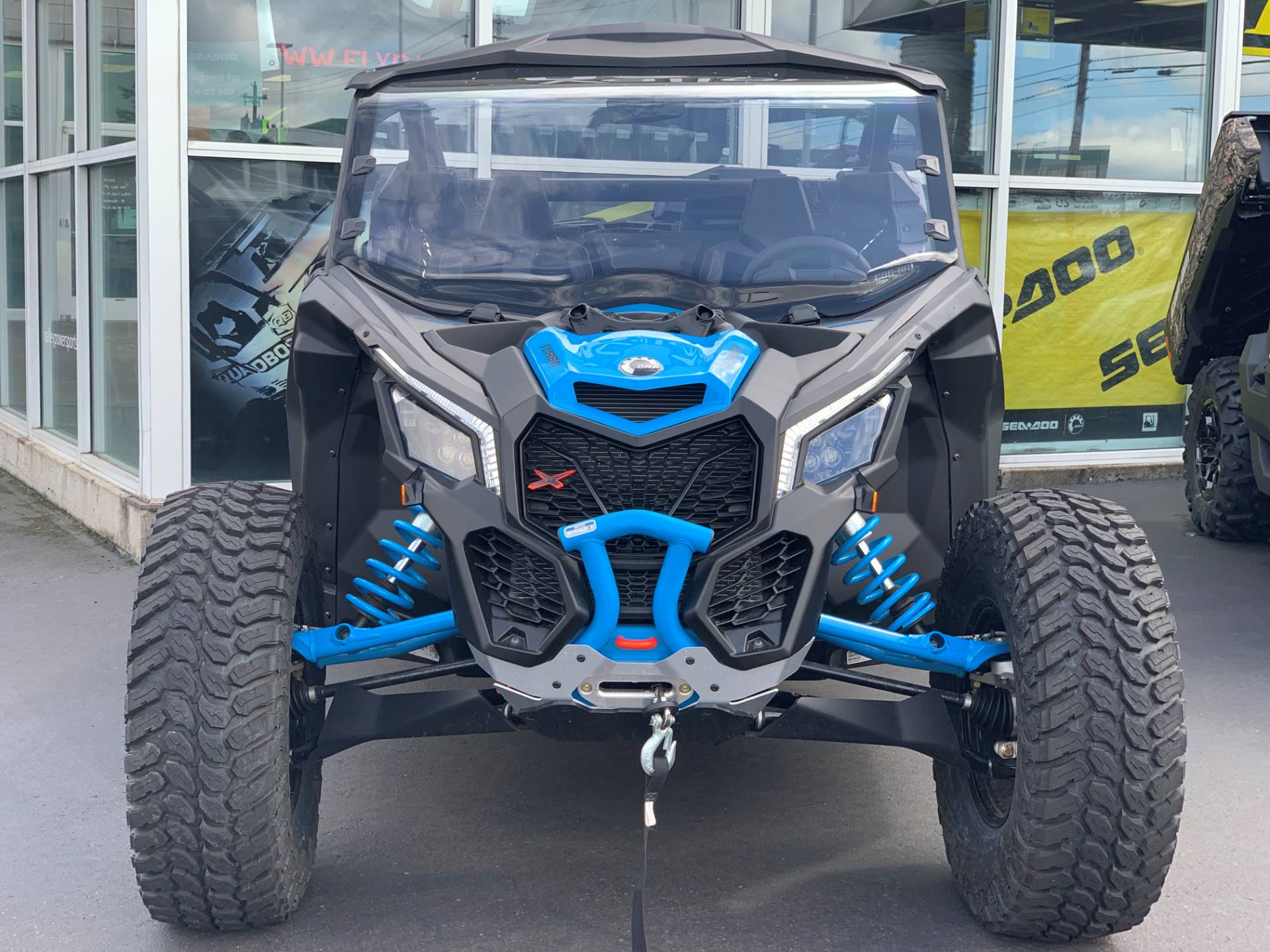 2019 Can-Am Maverick X3 X rc Turbo in Eugene, Oregon - Photo 2
