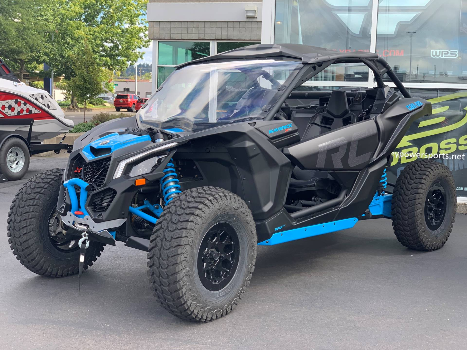 2019 Can-Am Maverick X3 X rc Turbo in Eugene, Oregon - Photo 3