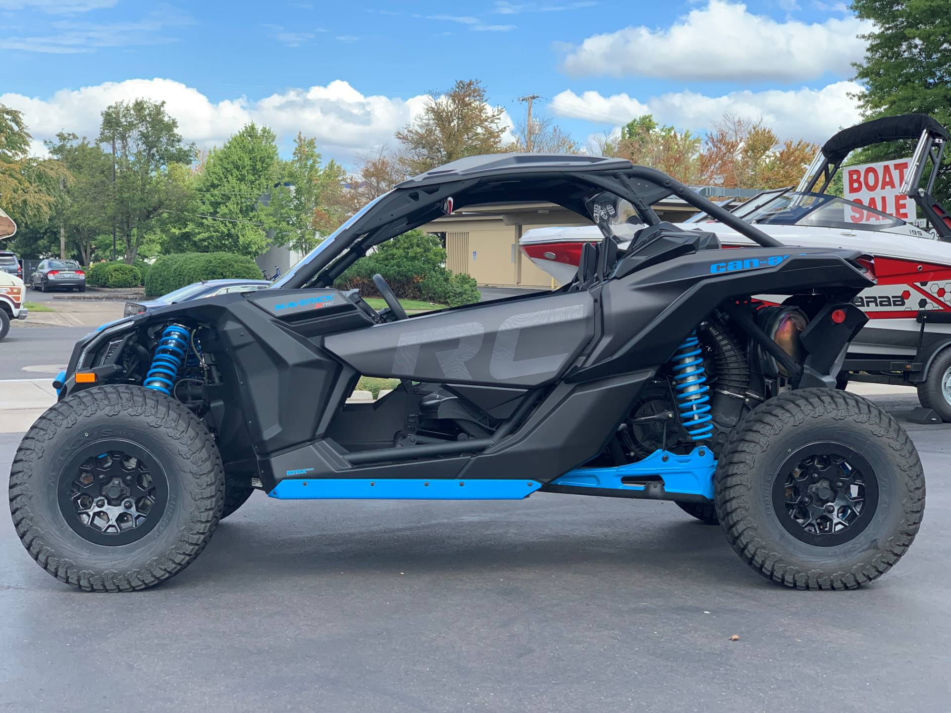 2019 Can-Am Maverick X3 X rc Turbo in Eugene, Oregon - Photo 4