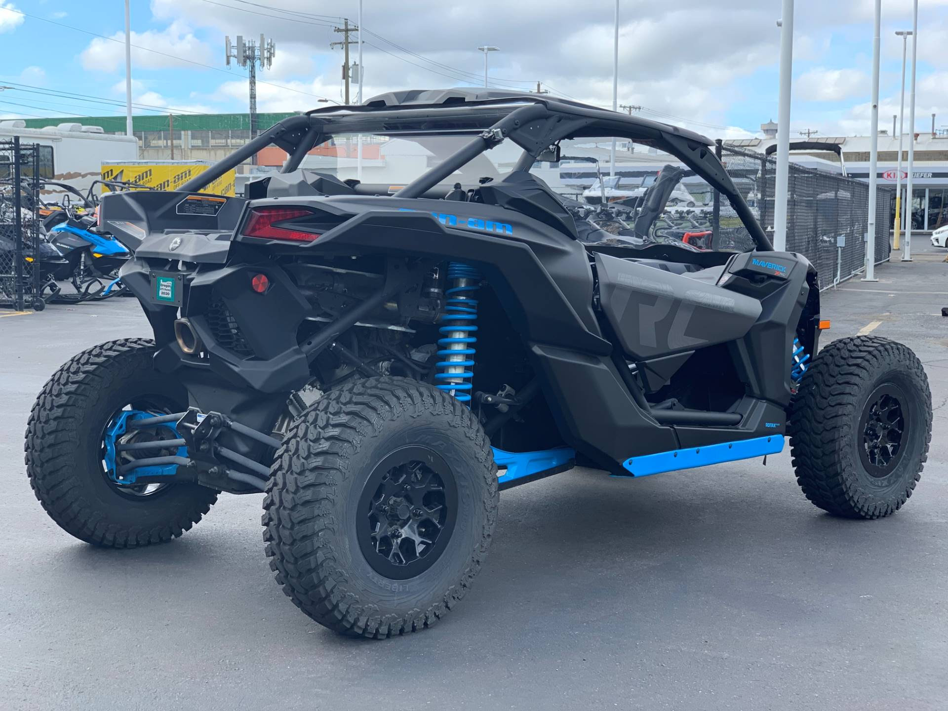 2019 Can-Am Maverick X3 X rc Turbo in Eugene, Oregon - Photo 7