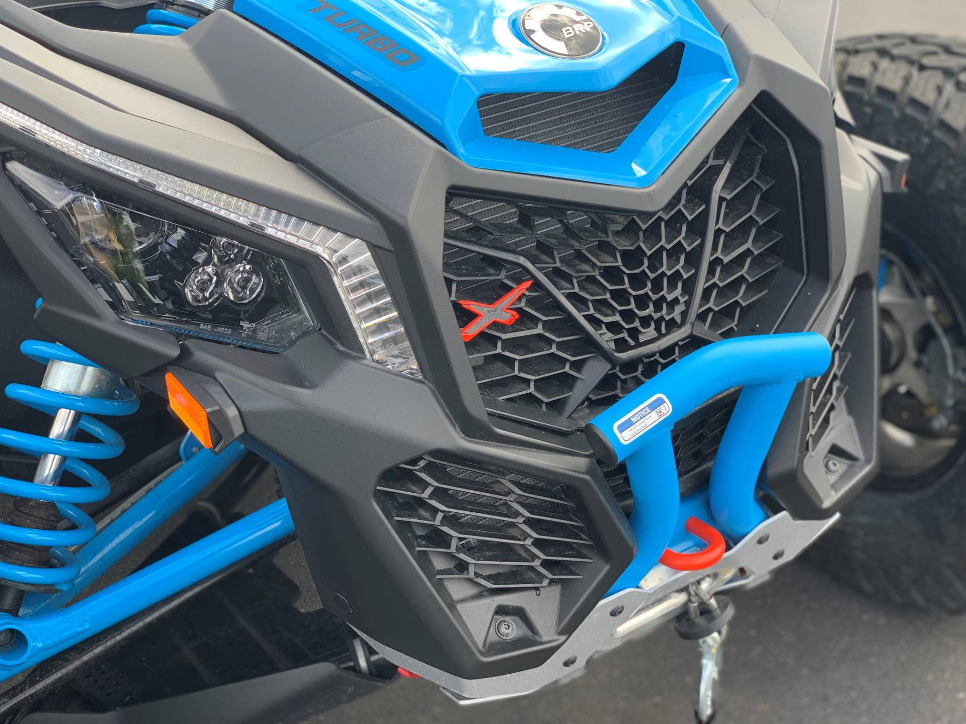 2019 Can-Am Maverick X3 X rc Turbo in Eugene, Oregon - Photo 13