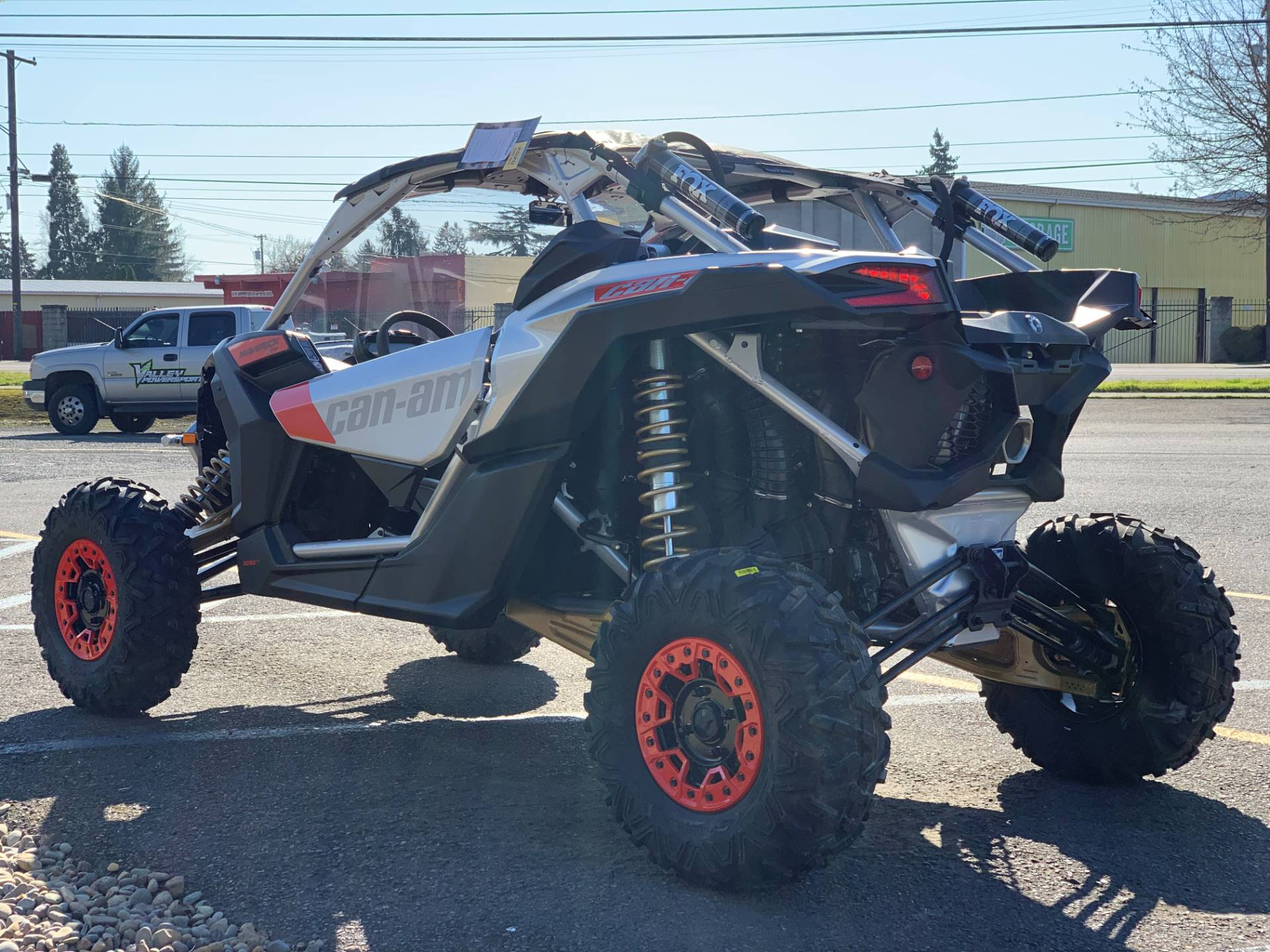 2020 Can-Am Maverick X3 X RS Turbo RR in Eugene, Oregon - Photo 5