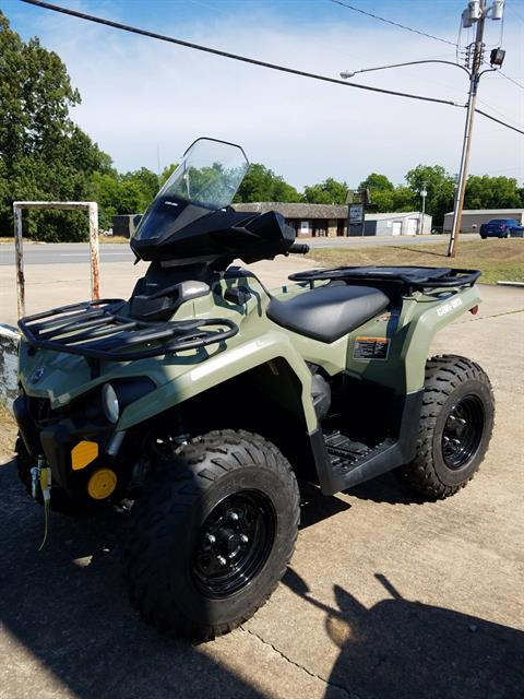 2016 Can-Am Outlander L 450 in Pine Bluff, Arkansas