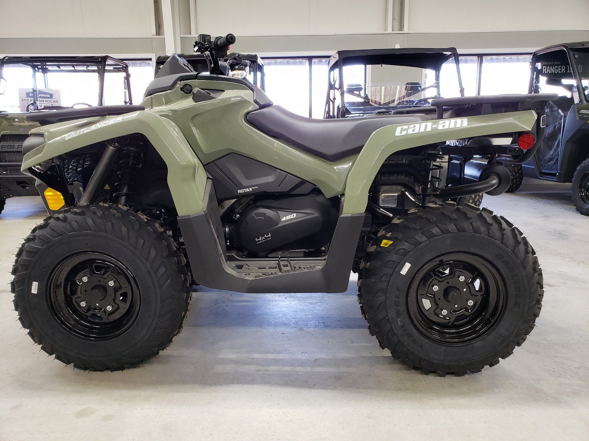2020 Can-Am Outlander 450 in Pine Bluff, Arkansas - Photo 2