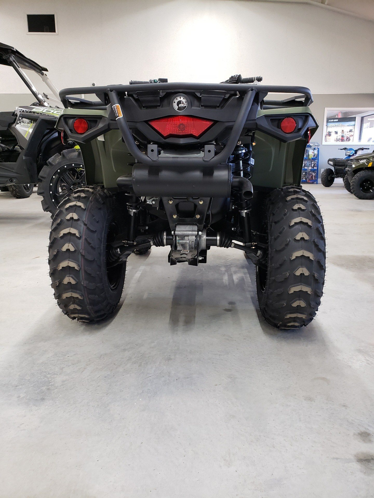 2020 Can-Am Outlander 450 in Pine Bluff, Arkansas - Photo 4