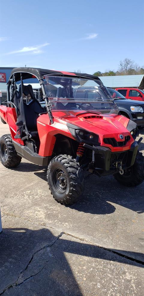 2015 Can-Am Commander™ 800R in Pine Bluff, Arkansas