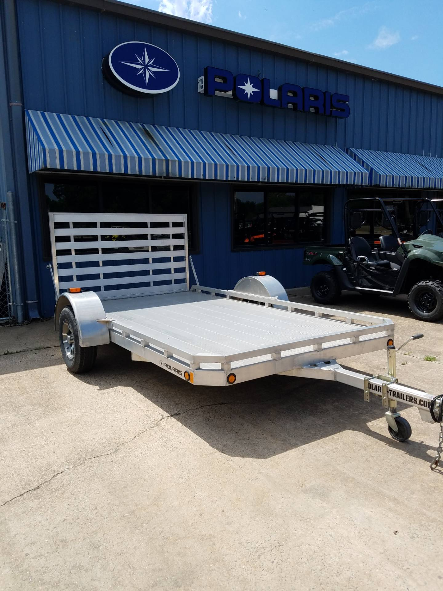 2015 Polaris 6.5X12 Trailer in Pine Bluff, Arkansas