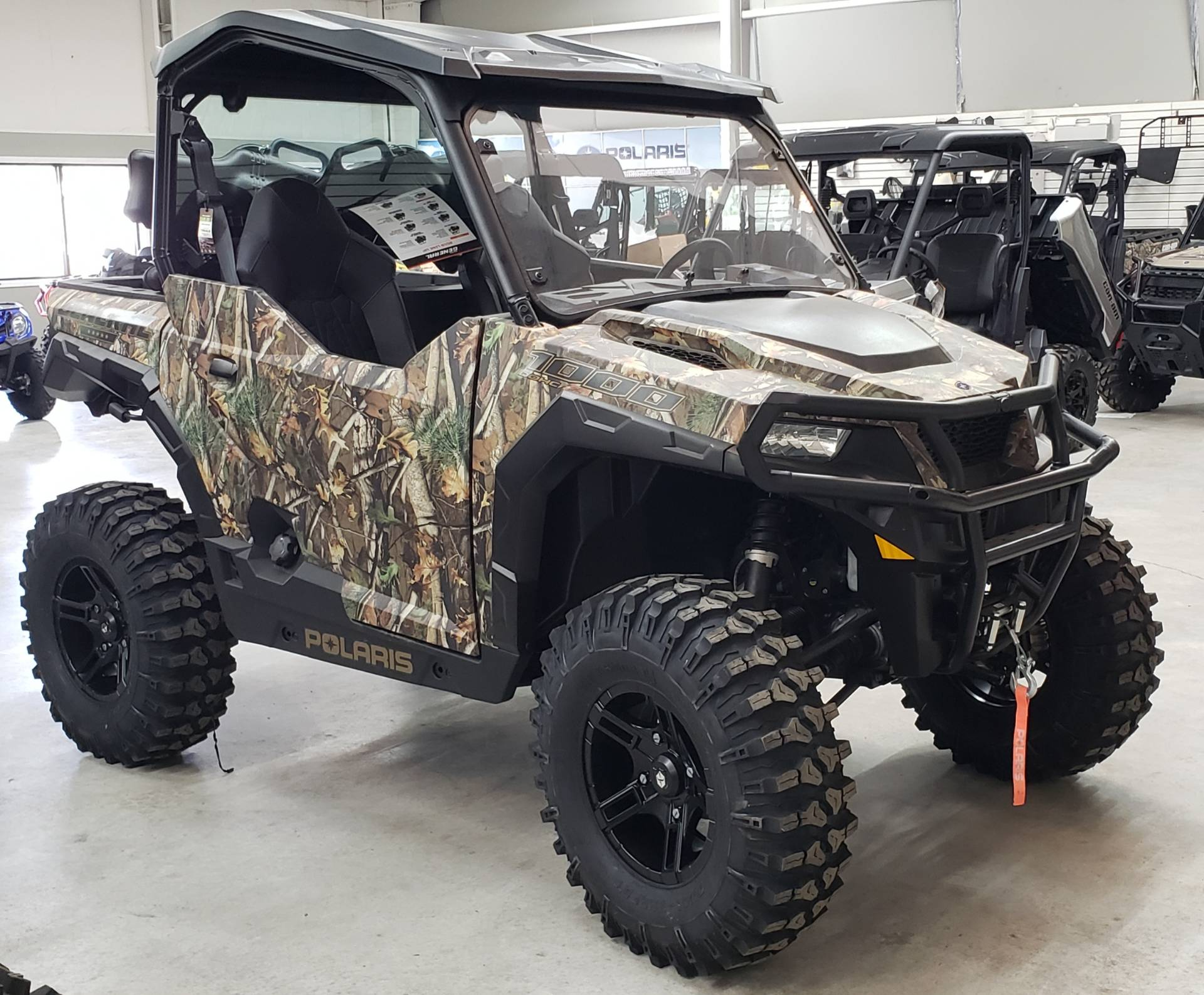 2018 Polaris General 1000 EPS Hunter Edition in Pine Bluff, Arkansas - Photo 1