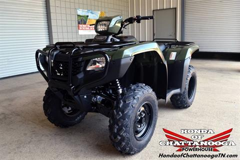2017 Honda FourTrax Foreman 4x4 in Chattanooga, Tennessee