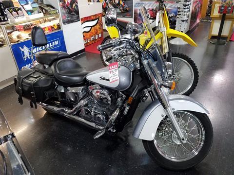 2007 Honda Shadow Aero® in Chattanooga, Tennessee