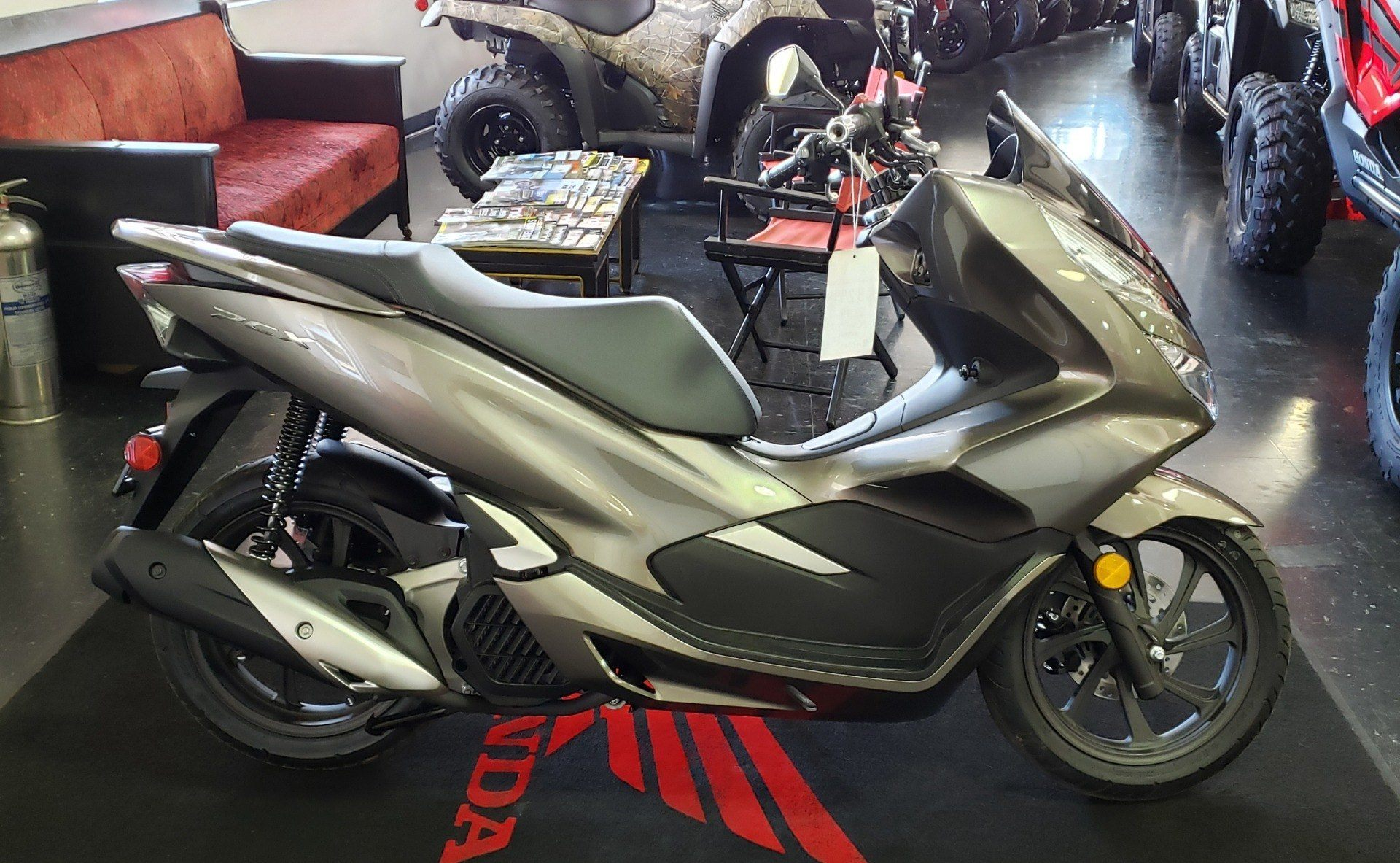 2019 Honda PCX150 in Chattanooga, Tennessee - Photo 1