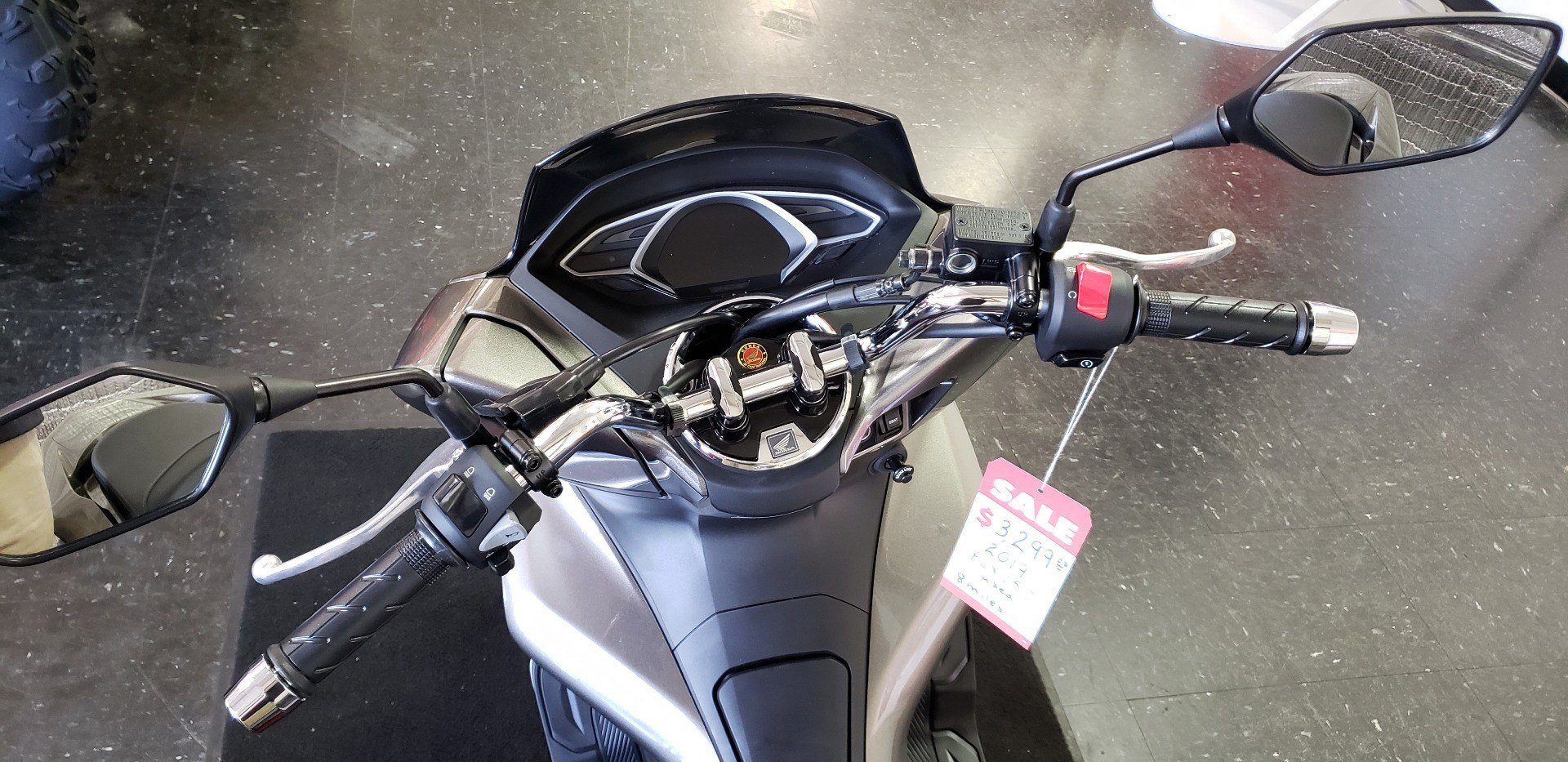 2019 Honda PCX150 in Chattanooga, Tennessee - Photo 8