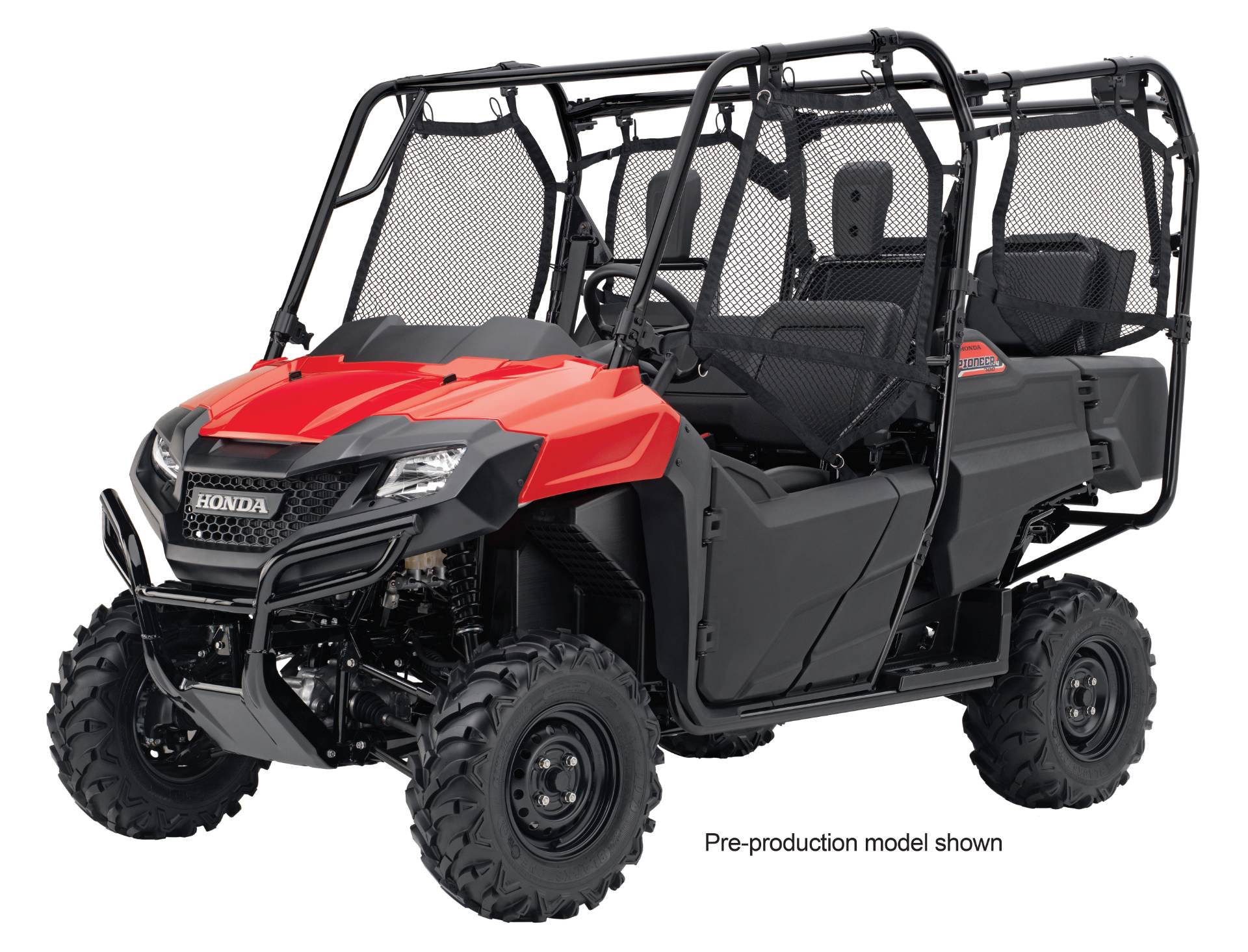 2020 Honda Pioneer 700-4 in Chattanooga, Tennessee - Photo 2