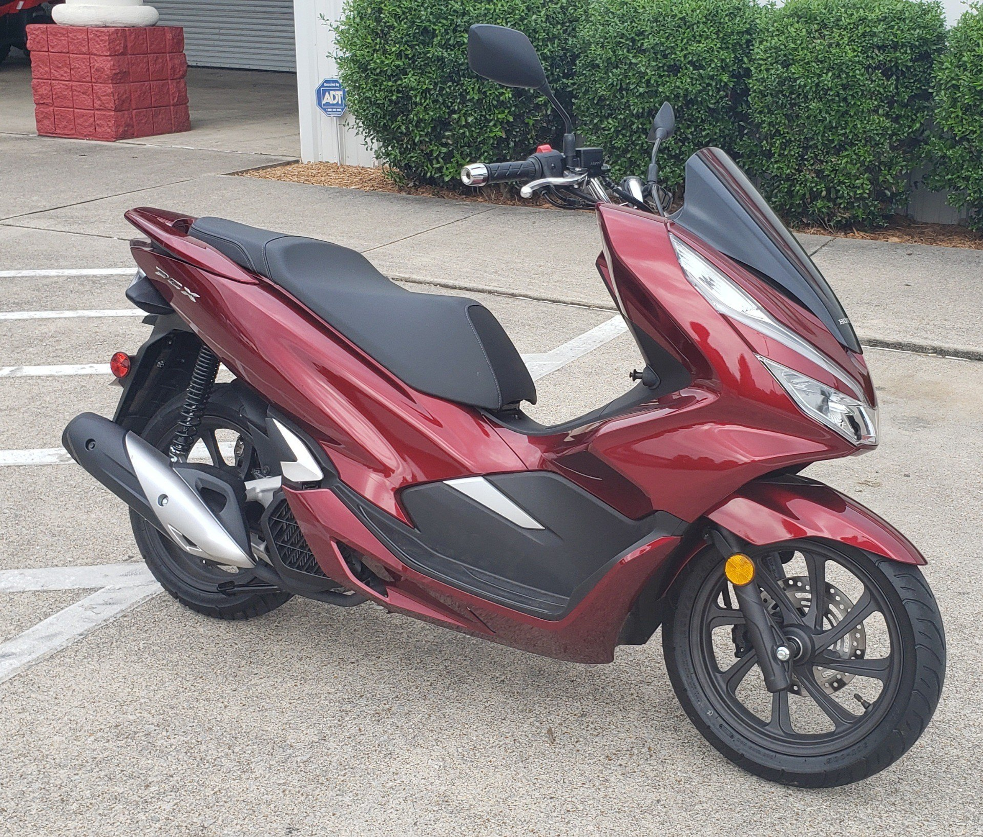 2020 Honda PCX150 in Chattanooga, Tennessee - Photo 3