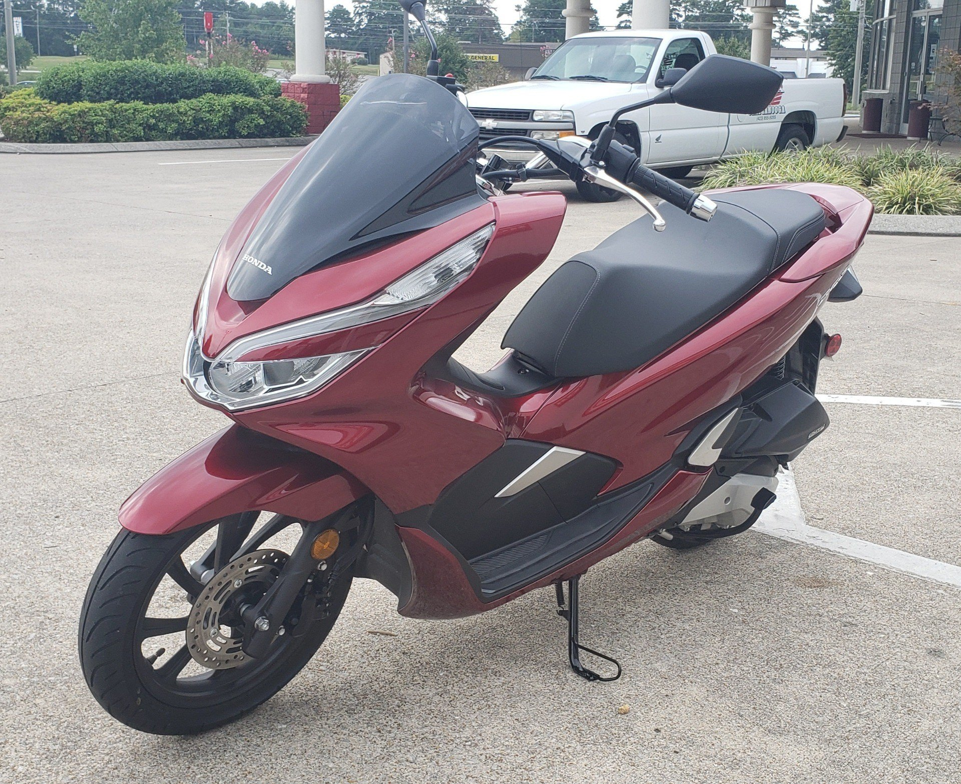 2020 Honda PCX150 in Chattanooga, Tennessee - Photo 10