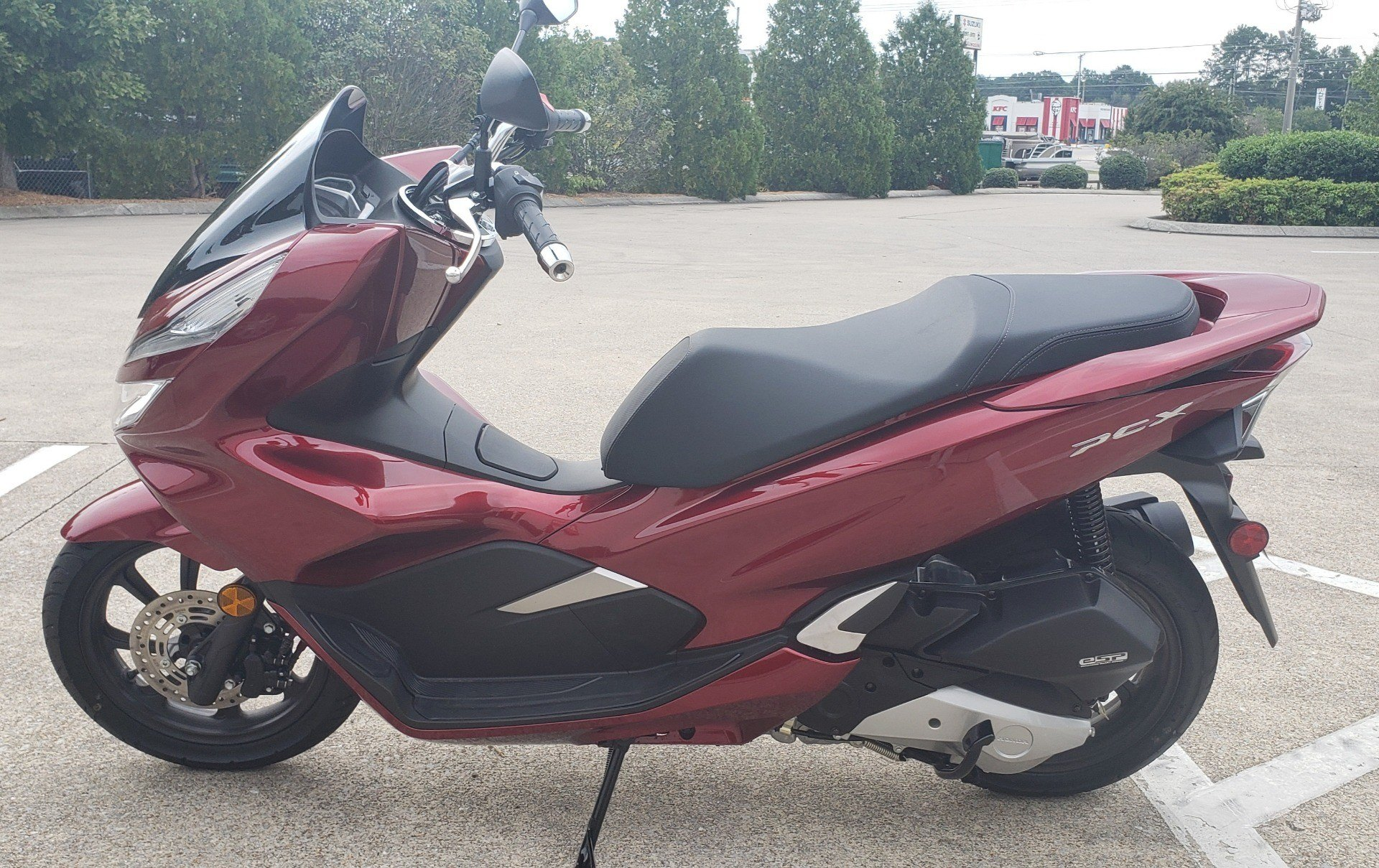 2020 Honda PCX150 in Chattanooga, Tennessee - Photo 9