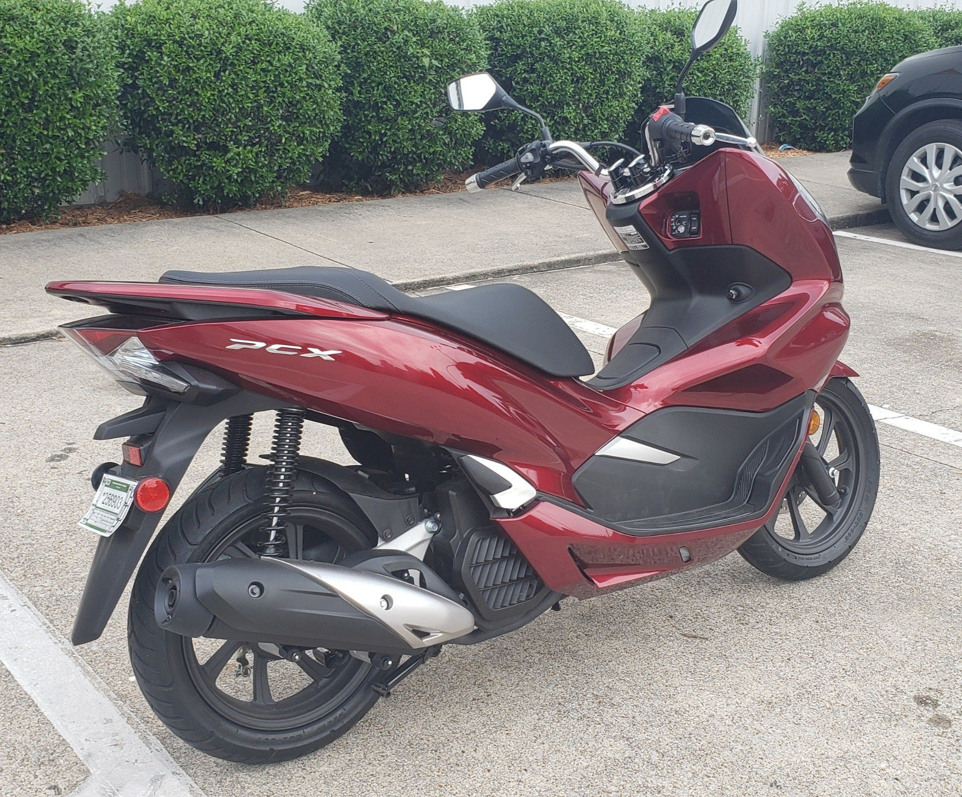 2020 Honda PCX150 in Chattanooga, Tennessee - Photo 6