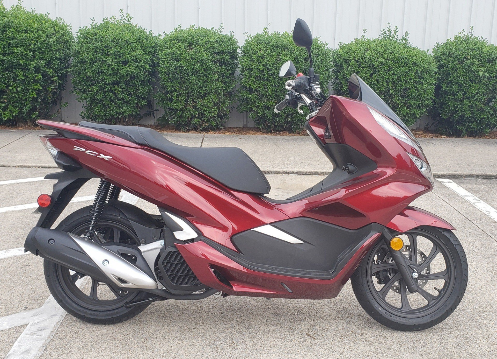 2020 Honda PCX150 in Chattanooga, Tennessee - Photo 1