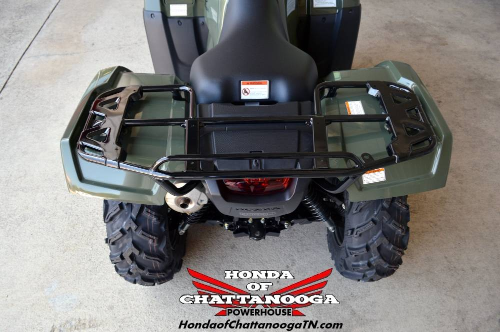 2017 Honda FourTrax Foreman Rubicon 4x4 DCT in Chattanooga, Tennessee - Photo 11