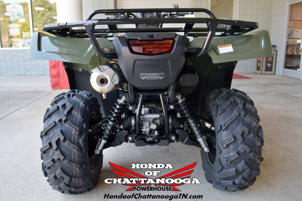 2017 Honda FourTrax Foreman Rubicon 4x4 DCT in Chattanooga, Tennessee - Photo 10