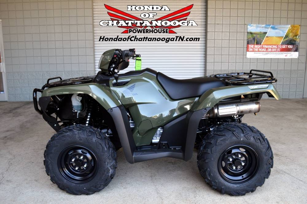 2017 Honda FourTrax Foreman Rubicon 4x4 DCT in Chattanooga, Tennessee - Photo 2
