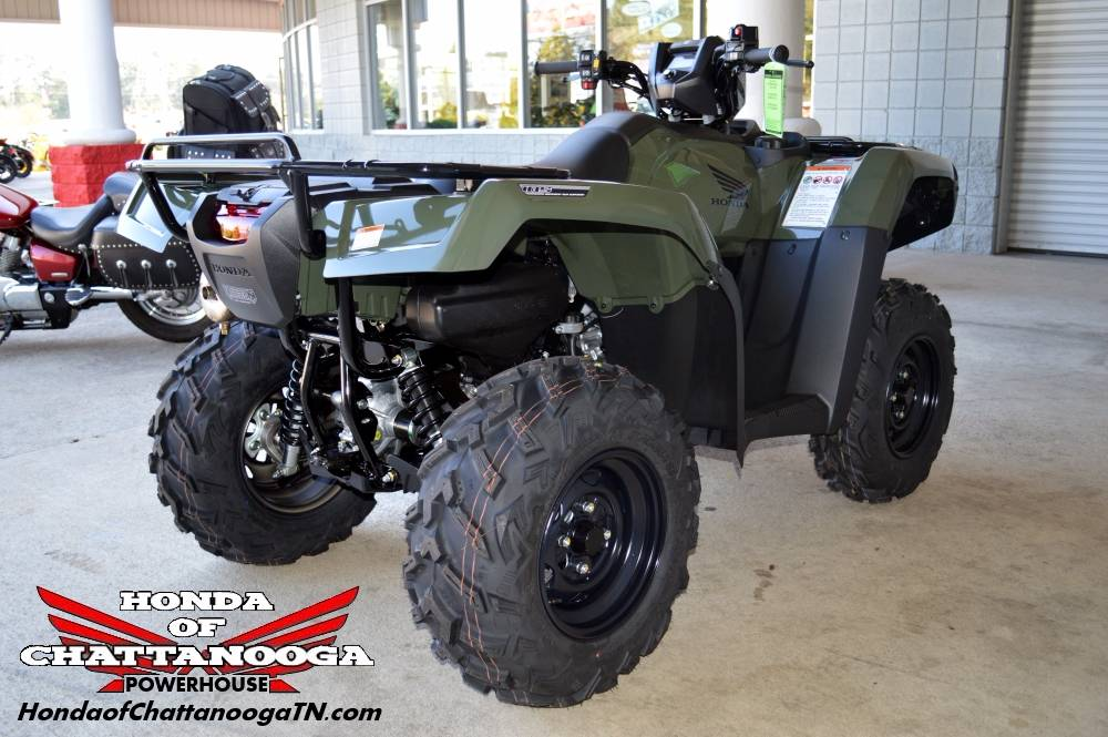 2017 Honda FourTrax Foreman Rubicon 4x4 DCT in Chattanooga, Tennessee - Photo 14