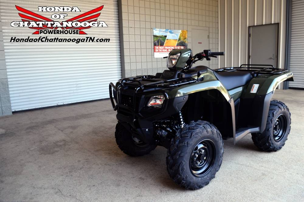 2017 Honda FourTrax Foreman Rubicon 4x4 DCT in Chattanooga, Tennessee - Photo 1