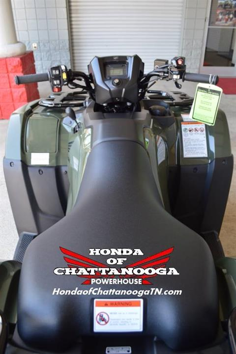 2017 Honda FourTrax Foreman Rubicon 4x4 DCT in Chattanooga, Tennessee - Photo 5