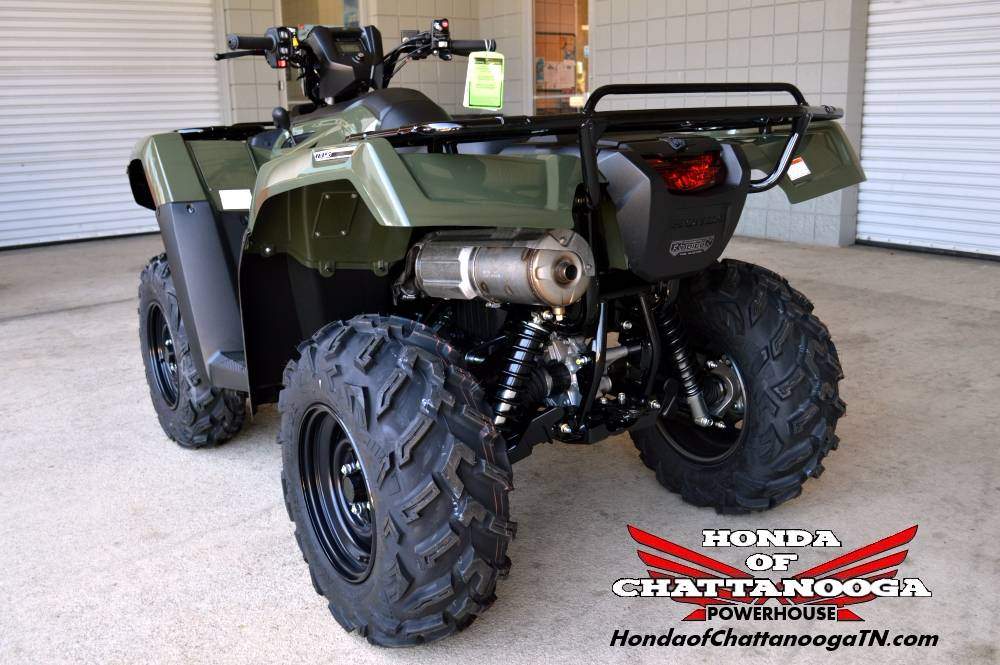 2017 Honda FourTrax Foreman Rubicon 4x4 DCT in Chattanooga, Tennessee - Photo 16