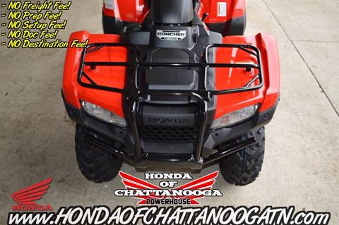 2017 Honda FourTrax Rancher 4x4 in Chattanooga, Tennessee