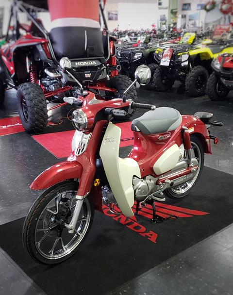 2020 Honda Super Cub C125 ABS in Chattanooga, Tennessee